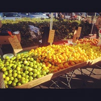 Photo taken at Irvine Farmers Market by Jacky S. on 12/15/2012