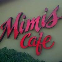 Photo taken at Mimi's Café by Christopher G. on 10/21/2012