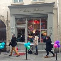 Photo taken at L'Artisan Parfumeur by Igor M. on 12/24/2012