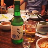 Photo taken at Hyang-to-gol Korean Restaurant by Pawoot (Pom) P. on 8/15/2013