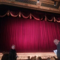 Photo taken at Longacre Theatre by Paul L. on 12/18/2012