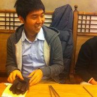 Photo taken at The 뚝배기 by YangHee K. on 12/11/2012