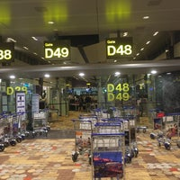 """Photo taken at Gate D48 by """"A"""" Chaturaphat on 3/15/2016"""