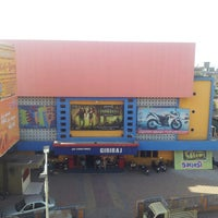 Photo taken at Giriraj Cinema by Huzefa S. on 4/29/2013
