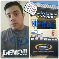 Photo taken at The Vitamin Shoppe by Brad C. on 8/31/2014