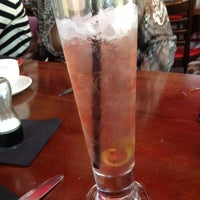 Photo taken at T.G.I. Friday's by Megan F. on 4/6/2013