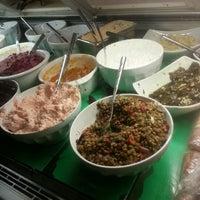 Photo taken at Kashkaval Cheese Market by Jenn S. on 10/31/2012