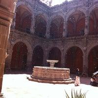 Photo taken at Museo de Arte de Queretaro by Gerardo A. on 9/18/2012