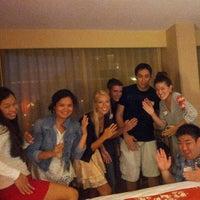 Photo taken at Aston Waikiki Beach Hotel by Grant S. on 12/3/2012