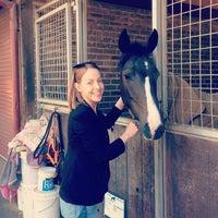 Photo taken at Centennial Park Equestrian Centre by Rachel C. on 7/27/2013