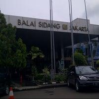 Photo taken at GBI JCC Senayan by Bartel L. on 1/20/2013