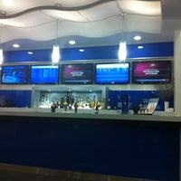 Photo taken at Delta Sky Club by Aiwee L. on 12/18/2012