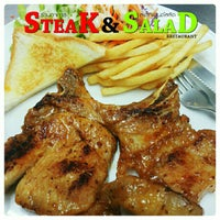 Photo taken at Steak&Salad Restaurant by Steak&Salad R. on 8/10/2013