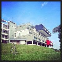 Photo taken at Fakulti Kejuruteraan dan Alam Bina UKM by Muhi C. on 12/7/2015