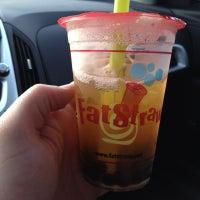 Photo taken at Fat Straws Bubble Tea & Juice by Josh K. on 12/5/2012