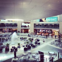 Photo taken at Ben Gurion International Airport (TLV) by Lidia S. on 3/8/2013