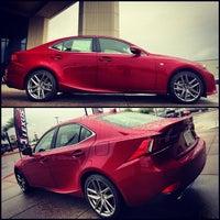 Photo taken at Lexus of Chandler by Penske Automotive A. on 11/22/2013