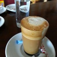 Photo taken at Caferroviario by Raúl B. on 12/3/2013