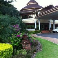 Photo taken at Lanta Resort by PoOh ™. on 1/23/2013