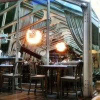 Photo taken at The House Café by hasan e. on 10/17/2012