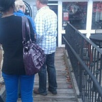 Photo taken at Jimmy John's by Jessica M. on 10/18/2012