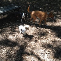 Photo taken at Marcus Garvey Park - Dog Run by Foladé on 7/22/2012