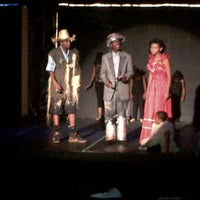 Photo taken at Black Repertory Theater by Marcus M. on 7/28/2012