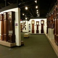 Photo taken at National Watch & Clock Museum by Craig F. on 12/6/2014