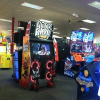 Photo taken at Chuck E. Cheese's by Jan H. on 2/23/2014