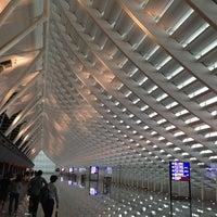 Photo taken at Taiwan Taoyuan International Airport (TPE) by Jeff W. on 2/9/2013