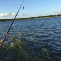 Photo taken at Lake Georgetown by Liz H. on 6/14/2015