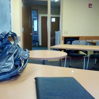 Photo taken at Cobb Lecture Hall by Alex W. on 11/9/2012