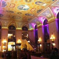 Photo taken at Palmer House - A Hilton Hotel by kenden on 10/6/2012