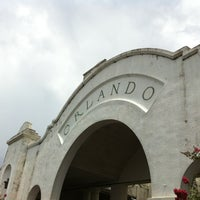 Photo taken at Orlando Train Station by kenden on 6/29/2013
