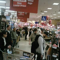 Photo taken at Vons by Mark B. on 2/14/2013