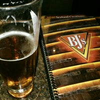 Photo taken at BJ's Restaurant and Brewhouse by Mark B. on 3/28/2013