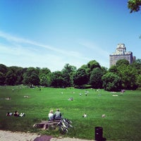 Photo taken at Prospect Park by Cindy T. on 5/27/2013