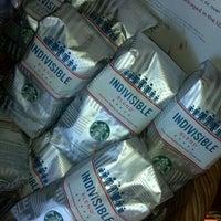 Photo taken at Starbucks by Paul G. on 10/31/2012