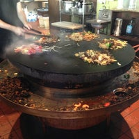 Photo taken at Hot Iron Mongolian Grill by Seinfeld N. on 6/22/2013