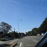 Photo taken at Anzac Parade by Sean S. on 9/23/2013