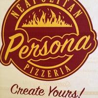 Photo taken at Persona Neapolitan Pizzeria by Devin H. on 7/24/2013