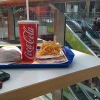Photo taken at Burger King by Ivailo Y. on 9/30/2012