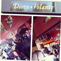 Photo taken at Disco Volante by Krys F. on 8/20/2013
