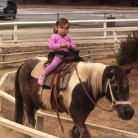 Photo taken at Griffith Park Pony Rides by Rodney W. on 3/12/2015