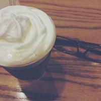 Photo taken at Starbucks by akreea on 9/1/2014