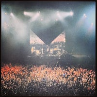 Photo taken at Zénith Arena by David D. on 6/1/2013