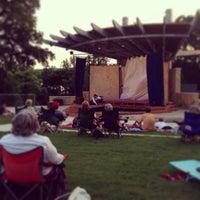 Photo taken at Round Rock Amphitheatre by Michael C. on 6/8/2013