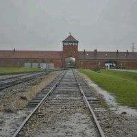 Photo taken at Auschwitz-Birkenau Museum by Çağrı Göksu Ü. on 10/27/2012