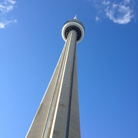 Photo taken at CN Tower by Romy M. on 6/2/2013
