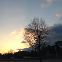 Photo taken at Historic Hendersonville by Jeffrey G. on 2/28/2013